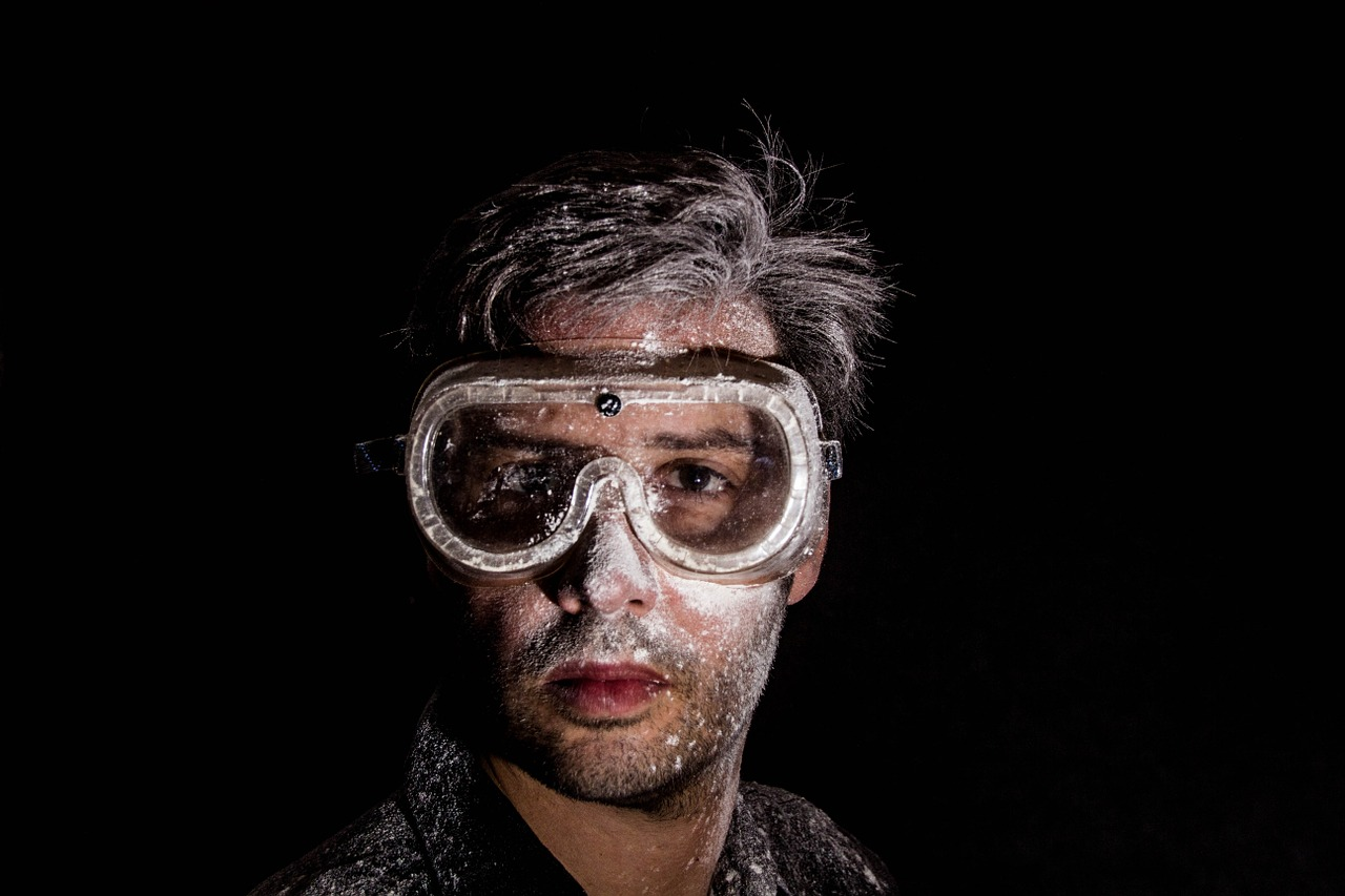 Ochrona oczu – okulary ochronne robocze