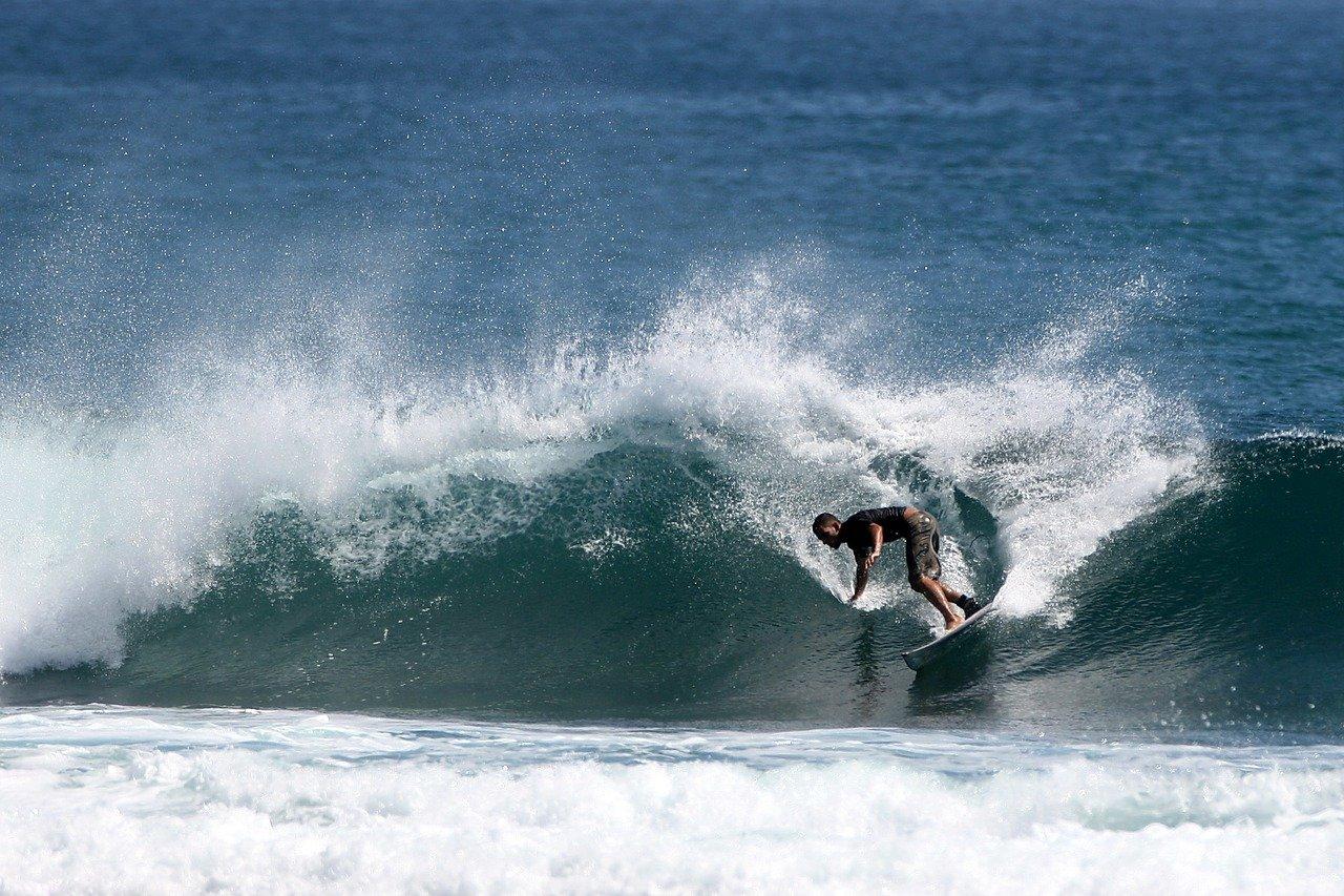 Gdzie surfować za granicą?