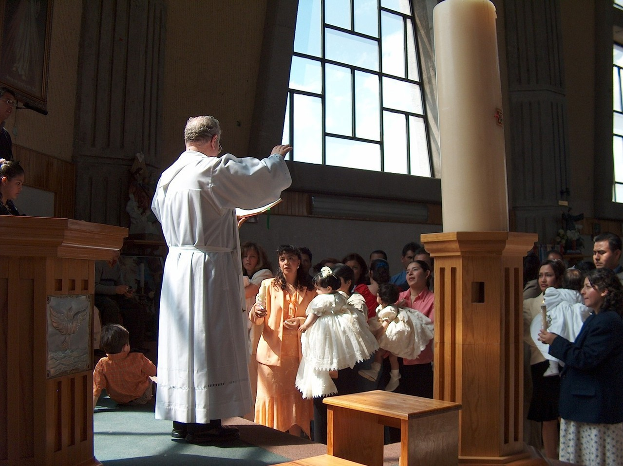 Szaty liturgiczne różnych religii