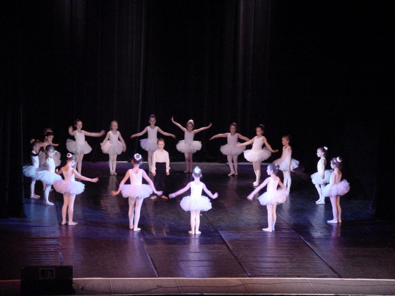 Czy balet jest zdrowy dla dzieci?