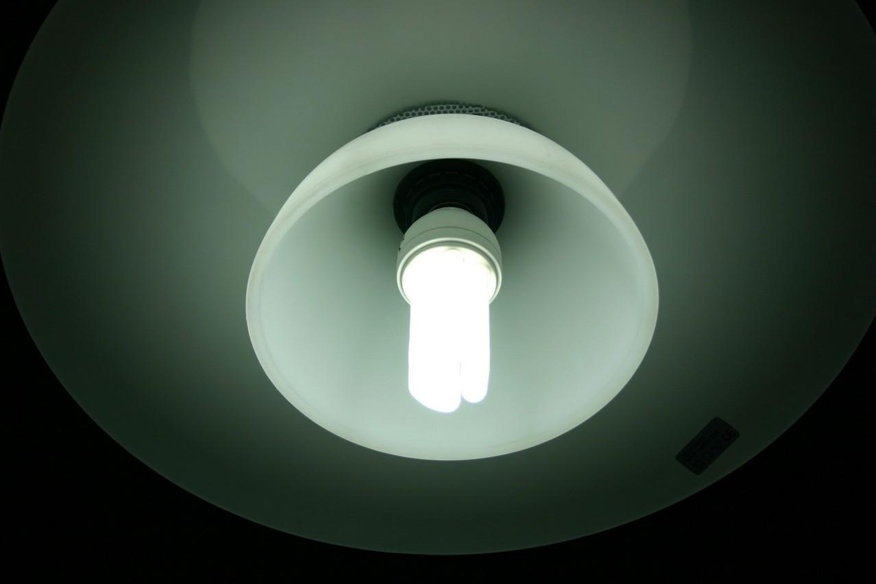 Niebanalna lampa sufitowa