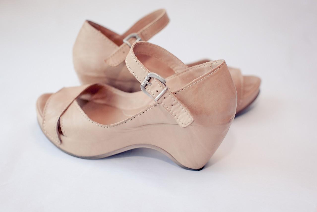 Jak odnowić skórzane buty?